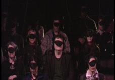 Blindfolds & Headphones, Music by John Zorn, Facillitated by Anna Frisch @ SHUNT